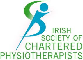 Irish Chartered Physiotherapists logo