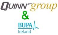 Quinn Bupa logo